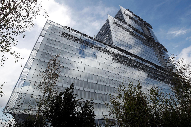 Новое здание Дворца правосудия спроектировал итальянский архитектор Ренцо Пьяно