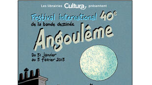 40e édition du Festival d'Angoulême, du 31 janvier jusqu'au 3 février 2013.