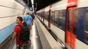 巴黎老舊地鐵設備嚴重污染地下空氣