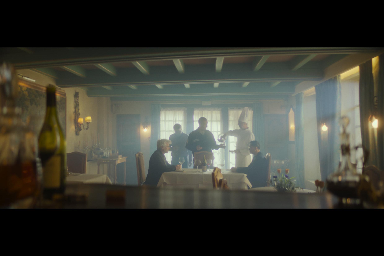 Сцена из фильма «В винном отражении» — Дуэль