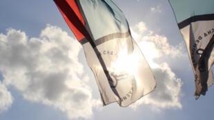 Bendera za chama kikuu cha upinzani nchini Tanzania, Chadema