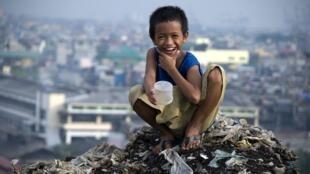Décharges de Manille, Philippines