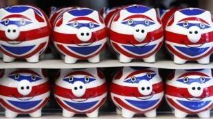 Crescimento da economia britânica no último trimestre de 2013 foi de 1,9%.