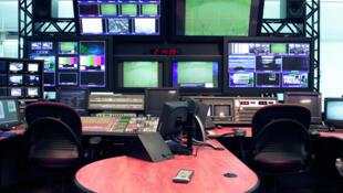 Un studio de télévision (photo d'illustration).