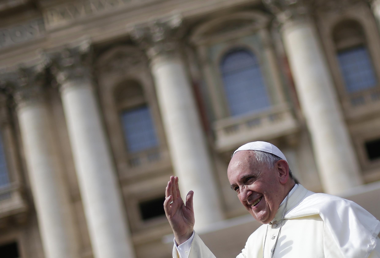 Le pape doit se rendre au Parlement européen où il prononcera un discours, puis au Conseil de l'Europe.