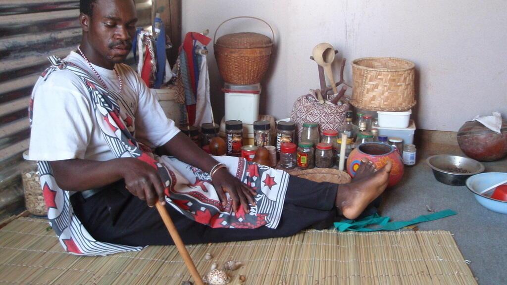 Afrique du Sud: les nouvelles générations de Sangomas