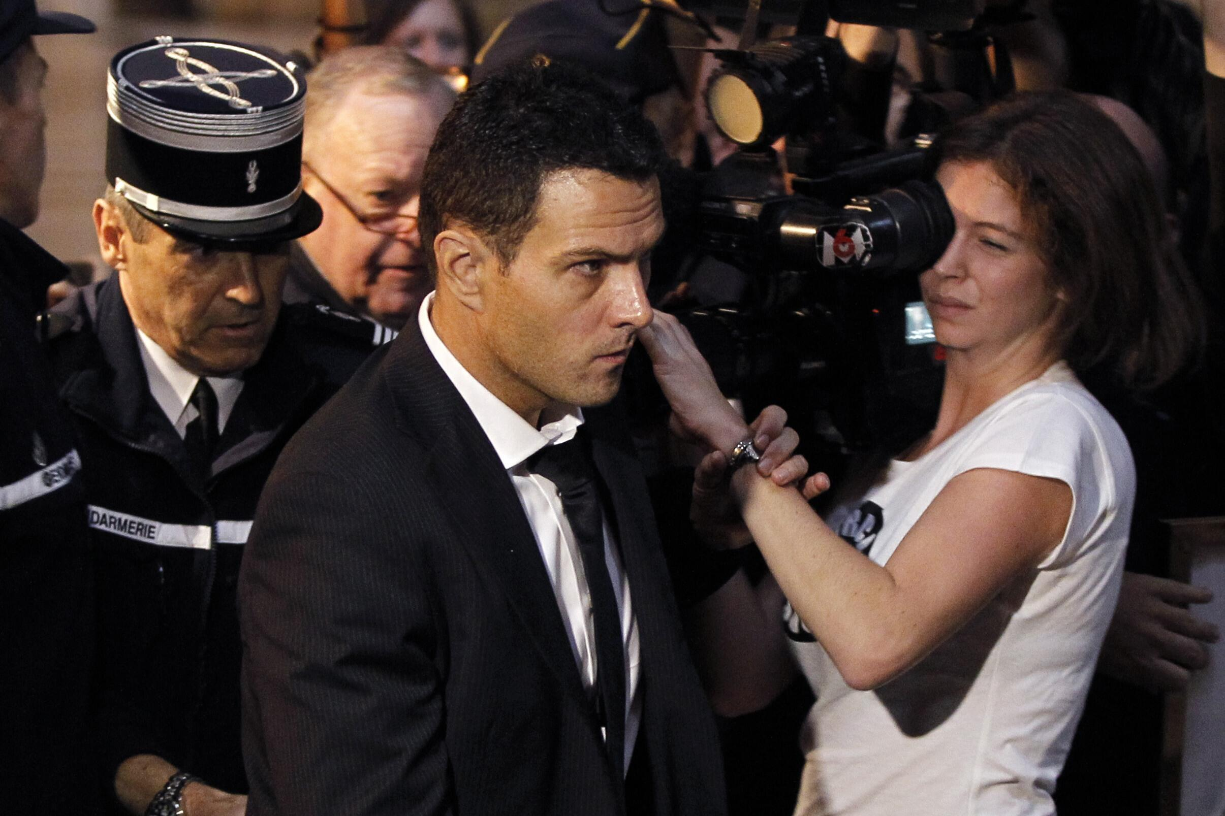 Kerviel goes to court