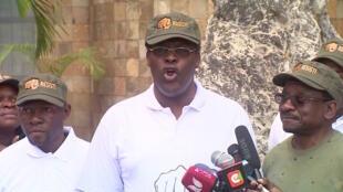 Mwanaharakati wa Nasa na vuguvugu la NRM nchini Kenya, Miguna Miguna.