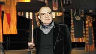 Christian Lacroix en febrero de 2011.