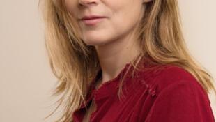 Portrait de la comédienne Isabelle Carré, à l'occasion de la sortie de son premier roman «Les rêveurs», aux éditions Grasset.