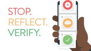 La campagne de l'ambassade américaine contre les «fake news» est diffusée par le réseau des Young African Leaders (YALI).