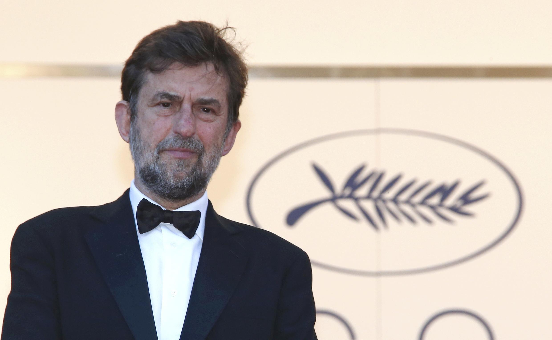 """O diretor italiano Ninno Moretti, que já levou a Palma de Ouro em 2001 por """"O Quarto do Filho""""."""