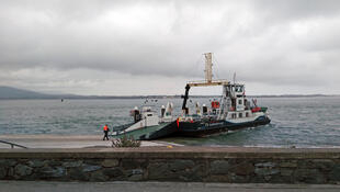 En Irlande, depuis un an le ferry qui traverse la baie de Carlingford permet une traversée directe entre le Nord et le Sud.