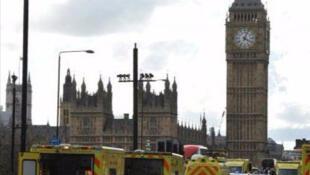 Après l'attentat de Londres