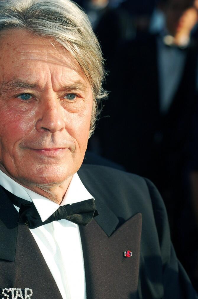 O ator francês Alain Delon manifestou sua satisfação com a ascensão da Frente Nacional nesta quarta-feira, 9 de outubro de 2013.