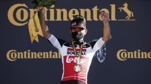 Caleb Ewan vainqueur de la 3e étape du Tour de France 2020