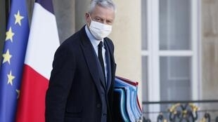 France's economy and finance Minister Bruno Le Maire