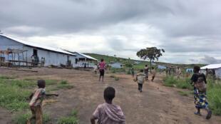 La plupart des réfugiés de Mulongwe ont patienté des mois dans un centre de transit.
