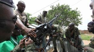 Una ofensiva humillante para las tropas leales de Gbagbo