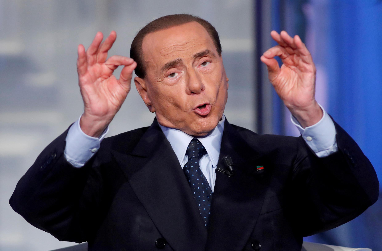 Silvio Berlusconi era inelegível desde 2013
