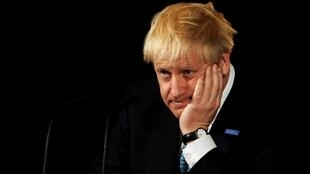 Dark days ahead? UK prime minister Boris Johnson weighs his options.