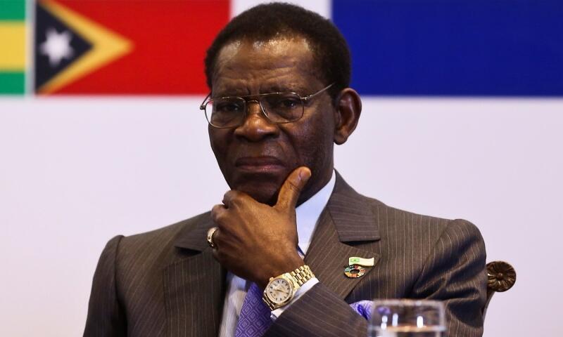 Teodoro Obiang, Presidente da Guiné Equatorial