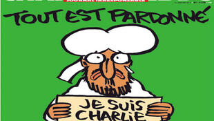 Couverture de Charlie Hebdo.