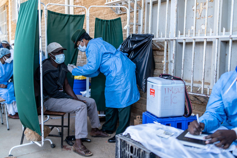 SinoVac - Zimbabwe - Bulawayo - vaccin covid - coronavirus