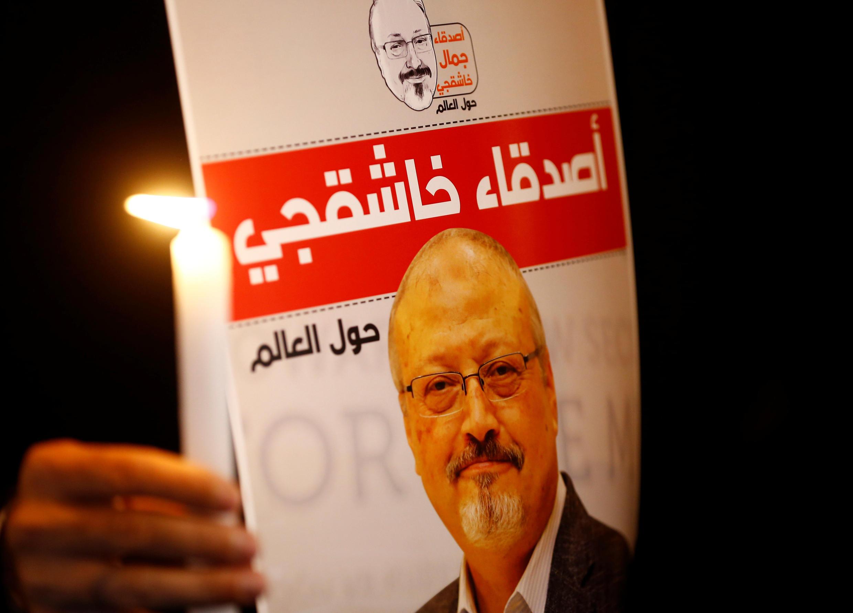 O jornalista Jamal Khashoggi foi morto, no consulado da Arábia Saudita em Istambul, por agentes sauditas.