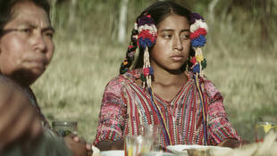 Scène tirée du film «Ixcanul», réalisé à Jayro Bustamante.