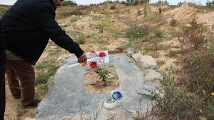 Chamseddine Marzoug: the man burying those who die for their dreams.
