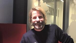 Le journaliste et écrivain Raphaël Krafft