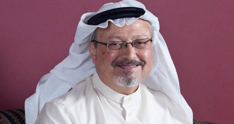 جمال خاشقجی، روزنامهنگار سعودی که در دوم اکتبر سال ۲٠۱۸ میلادی در استانبول به قتل رسید