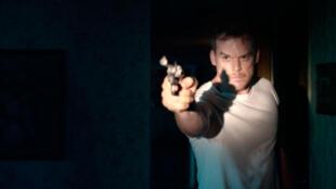 Michael C. Hall, dans «Juillet de sang», de Jim Mickle.