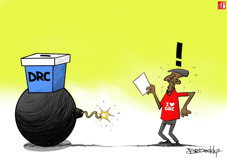 An dage zaben Jamhuriyar Demokradiyar Congo zuwa ranar 30 ga watan Disamba ( 21/12/2918)