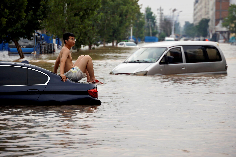 Chine_Innondation