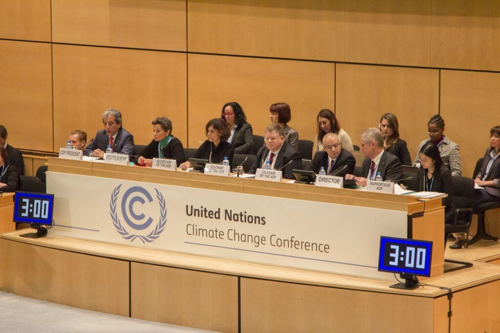 Inicio de la Conferencia sobre el Clima. Ginebra. 8 de febrero de 2015.