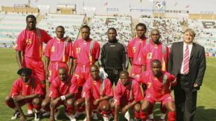 Première victoire dans le groupe I pour les Diables Rouges du Congo.