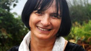 """Bác sĩ Muriel Salmona, tác giả quyển """"Sách đen về bạo lực tình dục"""" (DR)"""