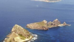 Vùng đảo tranh chấp Senkaku - Điếu Ngư