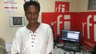 La danseuse haïtienne Kettly Noel.