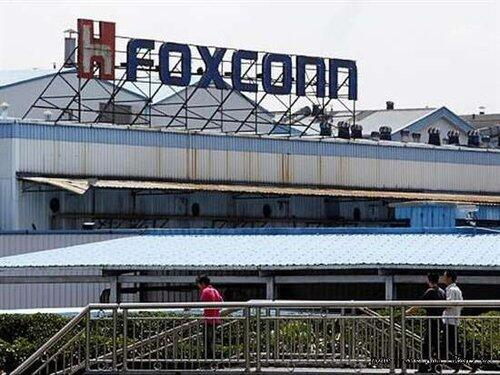 富士康在美国威斯康星州投资受关注