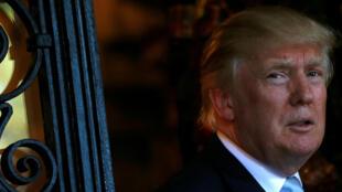 Le président élu Donald Trump, le 28 décembre 2016.
