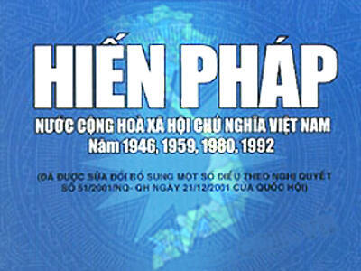 Hiến pháp Việt Nam (DR)