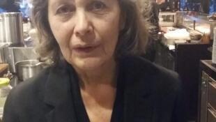 Rita Azevedo Gomes, realizadora portuguesa, no Festival de cinema de Berlim