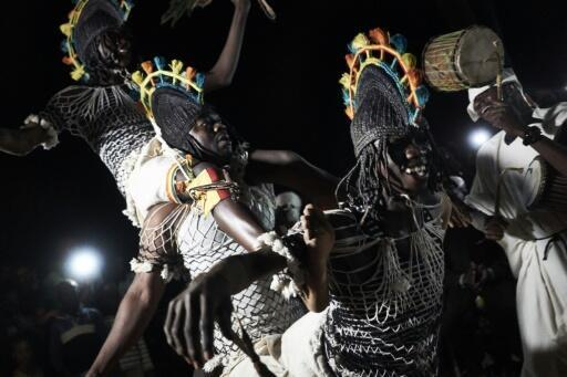 Time to dance: The Segou'Art Festival on the Niger is Mali's most cherished cultural event -- it takes place despite the rising threat from jihadism