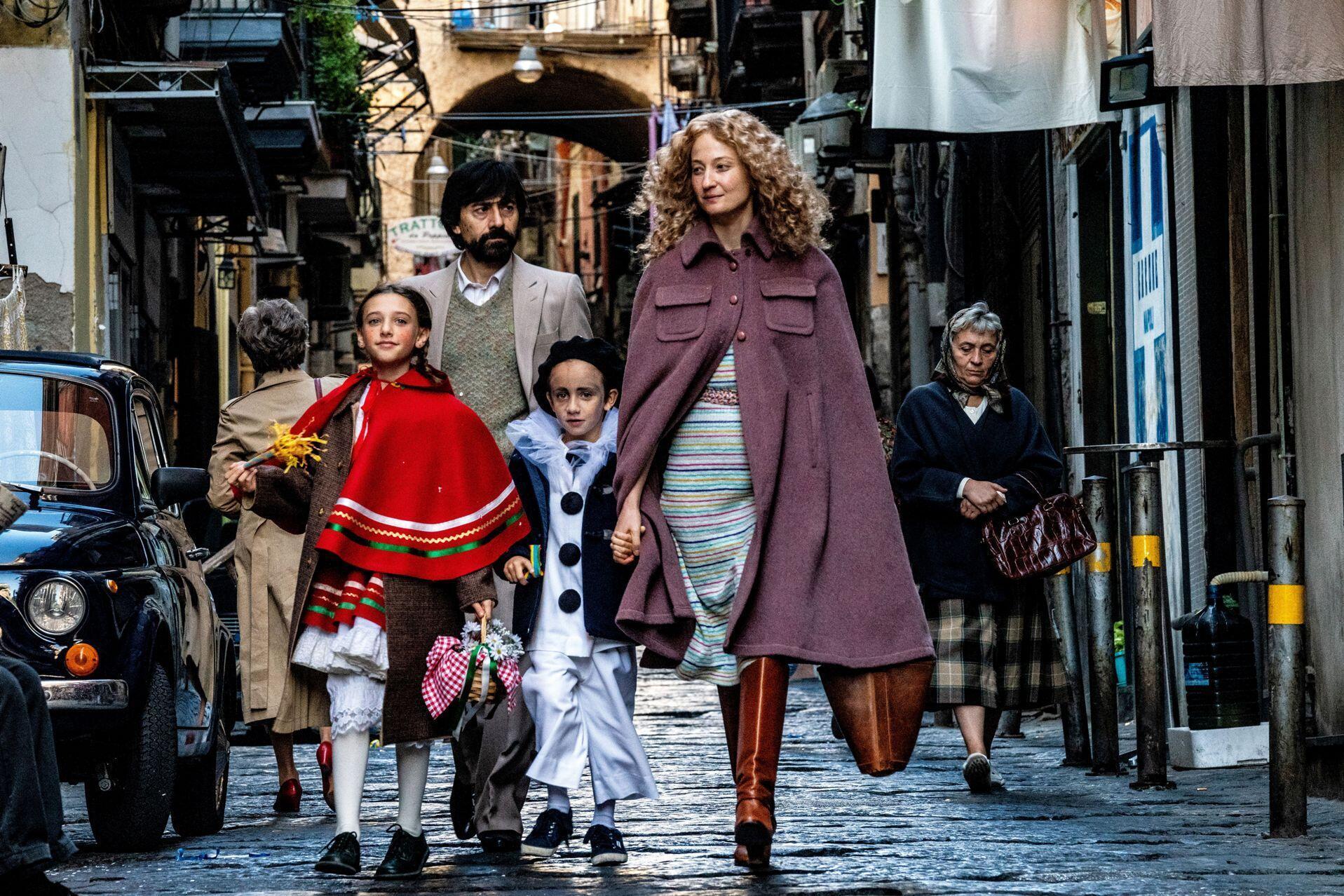Alba Rohrwacher et Luigi Lo Cascio dans «Lacci», du cinéaste italien Daniele Luchetti, film d'ouverture de la 77e Mostra de Venise.