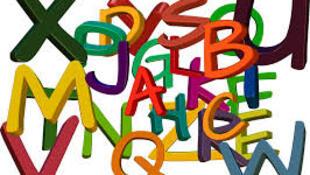 Alphabet en désordre-dyslexie.