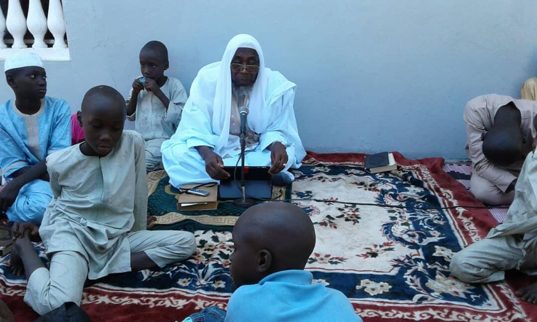 Au Sénégal, Alassane Sagna veut transmettre aux jeunes générations les savoirs traditionnels.