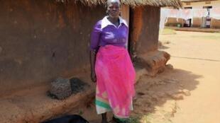 Ouganda - rescapée de la guerre civile - LRA